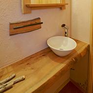 木楽オリジナルトイレ手洗い器