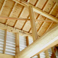 広島県産 無垢の木造軸組工法